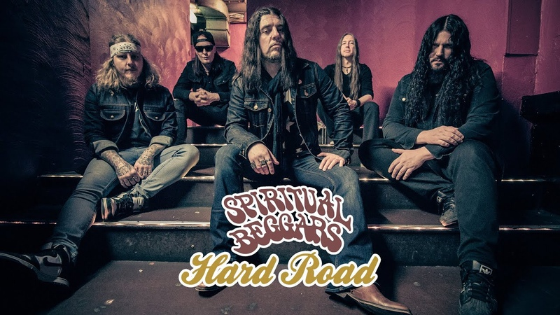 SPIRITUAL BEGGARS - Hard Road (OFFICIAL VIDEO)