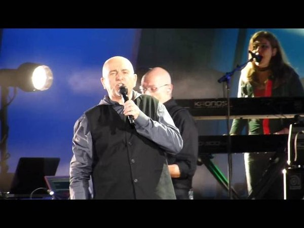 In Your Eyes by Sting Peter Gabriel (Live @ Hollywood Bowl 7/18)