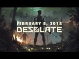18+ Врединка выживает в мири Зомбиков | Desolate | #1