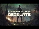 18 Врединка выживает в мири Зомбиков Desolate 1