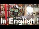TOYS TRACKER : English unboxing of the DOOM MARINE (ThreeA)