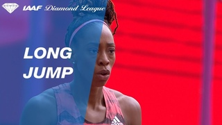 Shara Proctor 6.91 Wins Women's Long Jump - IAAF Diamond League London 2018