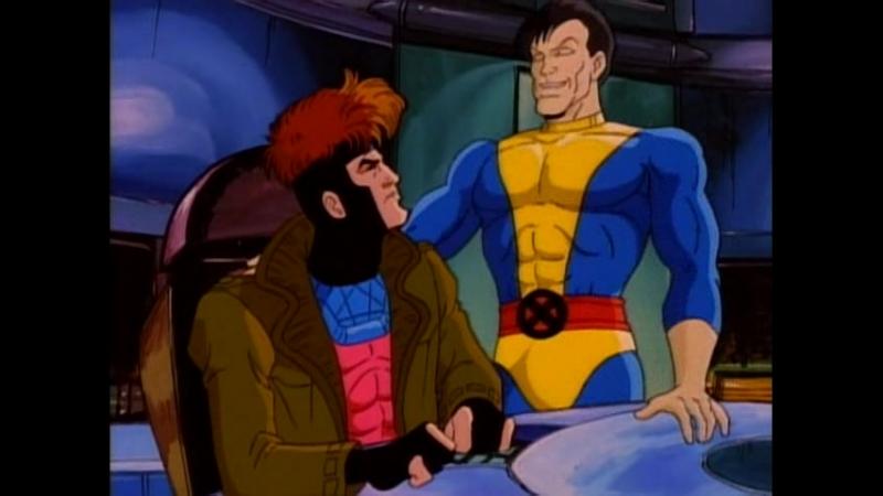 X-Men 1 серия (перевод Александр Кашкин (Первомайский)