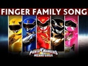 Finger Family Power Rangers - Daddy Finger Song Power Rangers - Nursery Rhymes for Children