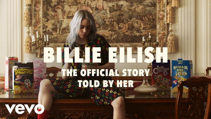 Billie Eilish - The Official Story - Told By Her| Vevo LIFT