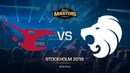 Mousesports vs North - DH MASTERS Stockholm - Semi-final - map2 - de_inferno [Godmint, SSW]