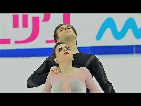 Sara Hurtado Kirill Khaliavin ESP Free Dance 2018 Rostelecom Cup