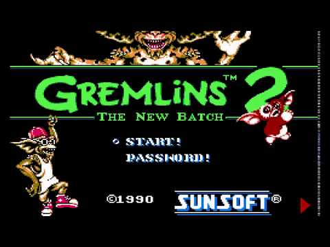 Gremlins 2: The New Batch (NES) (By Sting)