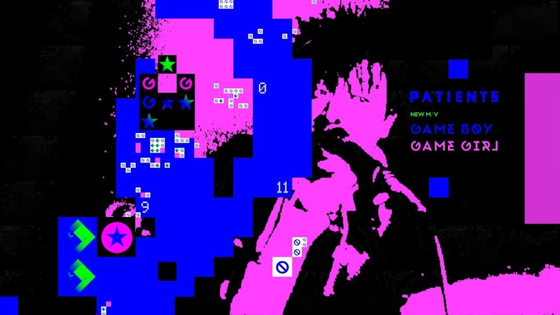 PATiENTS GAME BOY GAME GIRL Official MV │ 페이션츠 게임보이 게임걸 뮤직비디오