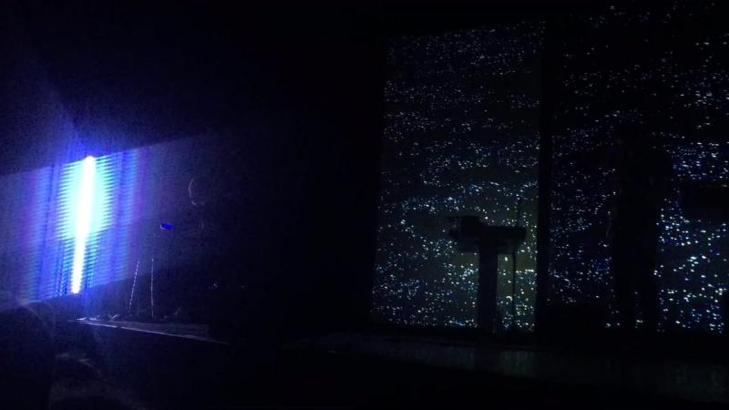 THOM YORKE NIGEL GODRICH . Koninklijk Theater Carre , Amsterdam. 4.06.2018.