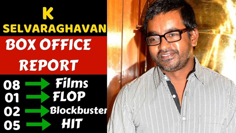 Director K Selvaraghavan Career Box Office Collection Analysis Hit Blockbuster and Flop Movies List