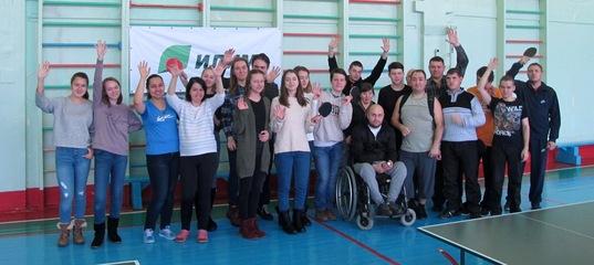 Спартакиада среди лиц с ограниченными возможностями здоровья стартовала в Усть-Илимске