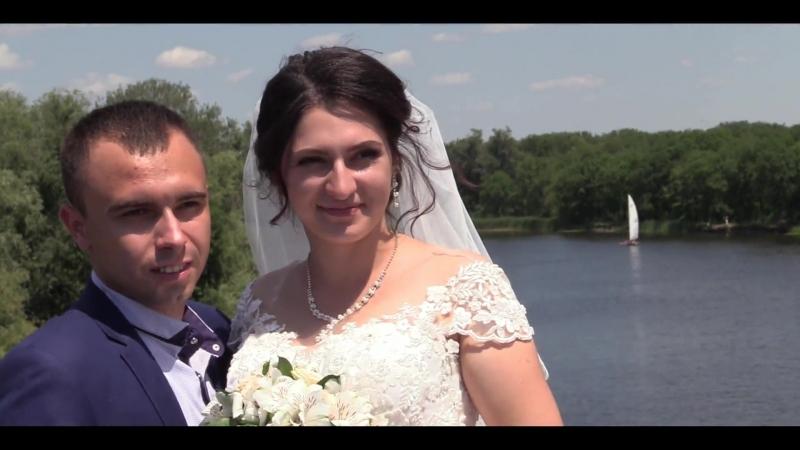 Едуард та Наталія: весільна прогулянка