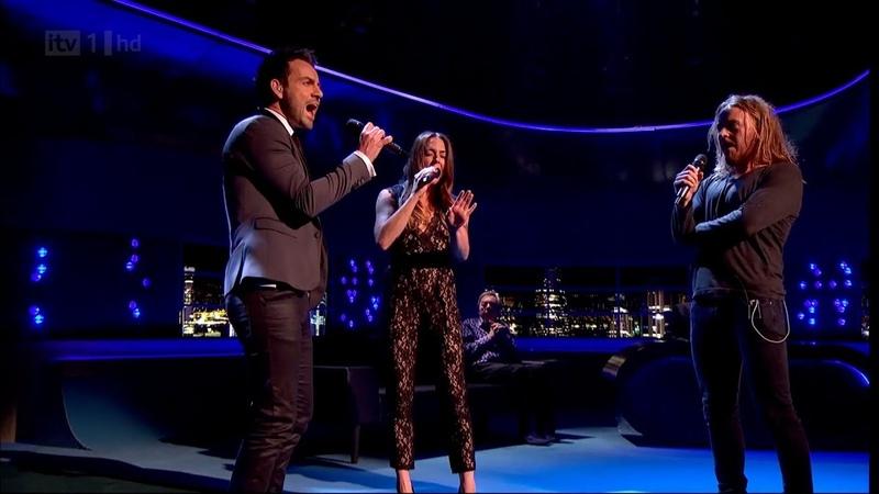 Ben Forster, Melanie C Tim Minchin - Everything's Alright (Jesus Christ Superstar) Live HD