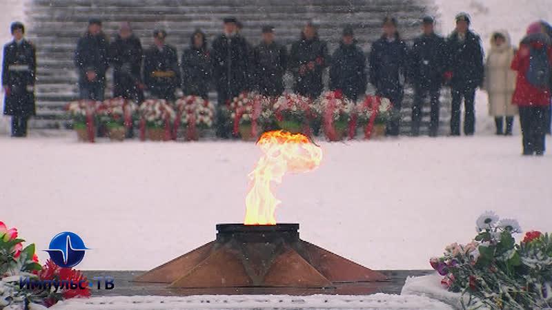 17 января торжественно отмечали Освобождение города от немецко фашистких захватчиков