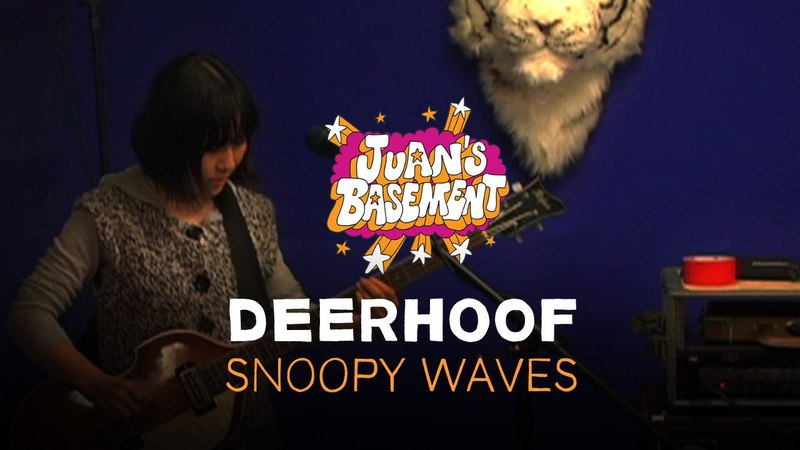 Deerhoof - Snoopy Waves - Juan's Basement