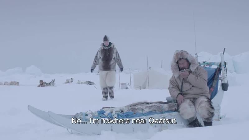 Анингаак Aningaaq США 2013 короткометражный фильм режиссера Хонаса Куарона спин офф фильма Гравитация