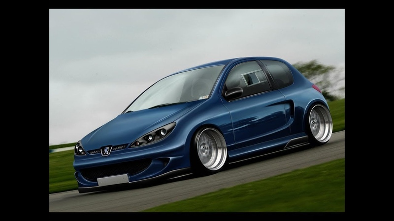 Need for Speed Underground 2 - Peugeot 206 - Drag King
