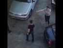 Водители устроили драку на дороге в Ставрополе из-за права проехать первым