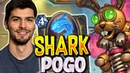 Shark Pogo-Hopper Played by DOG (Deck) - HS Rastakhan's Rumble 2019