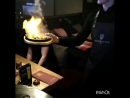 Не можем не рассказать об одном из наших популярных блюд говядина на сковороде Фламбе 😍 Кусочки говядины обжаренные со слад