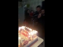 день рождения у мичо