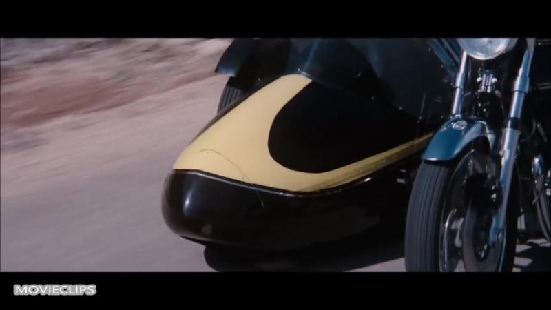Мотоцикл в фильме Шпион, который меня любил (The Spy Who Loved Me) 1977