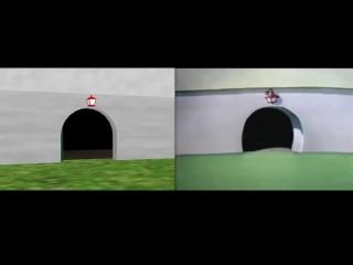 Том и Джерри и японский ремейкTom And Jerry - Safety Second Version MMD (Reimu And Remilia)