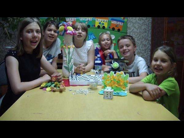 конкурс Экогород - Раздельный сбор мусора - готовый материал для творчества!