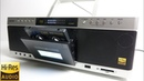 Review of the new Toshiba Aurex 'Hi-Res Cassette deck'