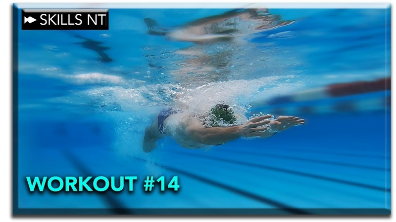 Breaststroke Technique and Speed Workout 14