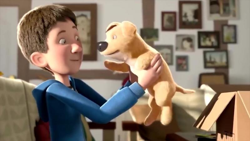 Мультфильм получил 59 наград и стоит Вашего внимания и улыбки.