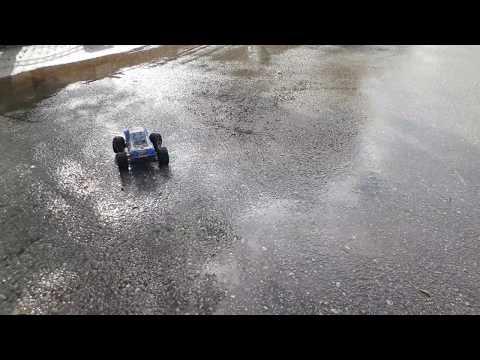 Wltoys 12402 Water Test Su Testi