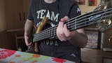 Queen - Another One Bites The Dust, bass cover