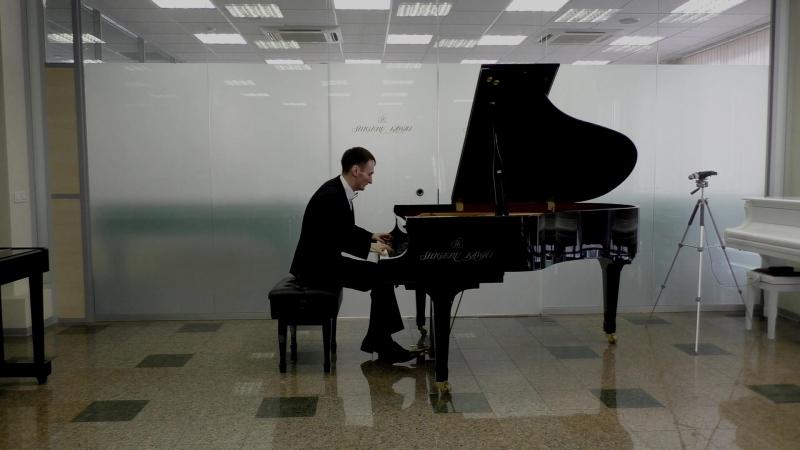 M.Ravel. La Valse (Rinat Zileev)