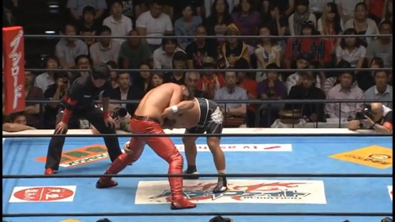 Г1 Клаймакс 24: Шинске Накамура vs. Томохиро Ишии