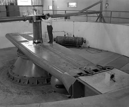 Космическая центрифуга Kearny Mesa.