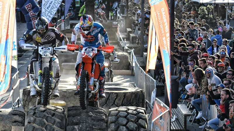 Extreme XL Lagares 2018 Endurocross City Prolog Best of PRO Riders