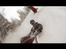 Amazing GoPro Snowboarding, downhill skiing complex Sheregesh 2018 шерегеш сноуборд фрирайд гоупро gopro