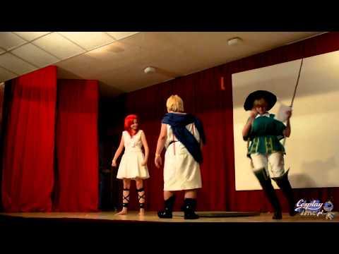 Ućkon 2 - Konkurs Cosplay - Magi: The Labyrinth of Magic