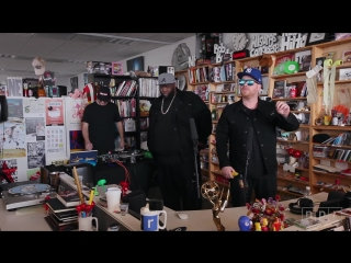 Run The Jewels: NPR Music Tiny Desk Concert