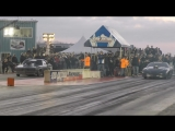 David Bird Jones vs Kelly Blubaugh at San Antonio Street Outlaws No Prep