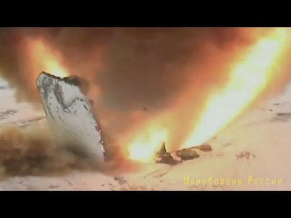 Russia's Avangard hypersonic glider final test launch