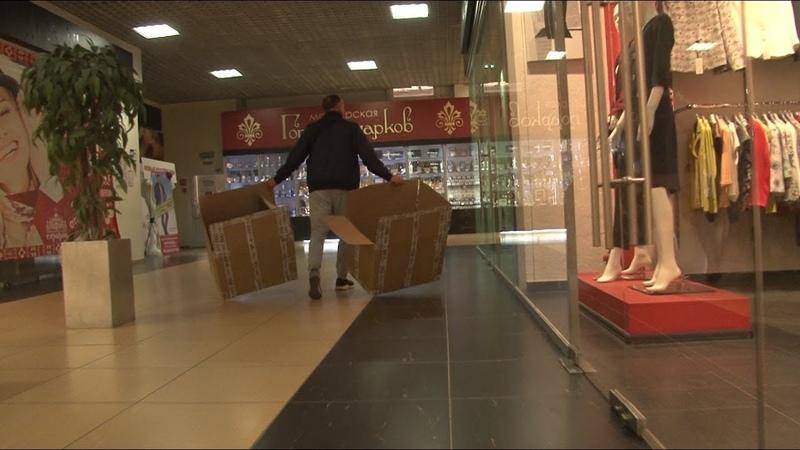 Сюжет ТСН24 В Туле закрыли ТЦ Сарафан