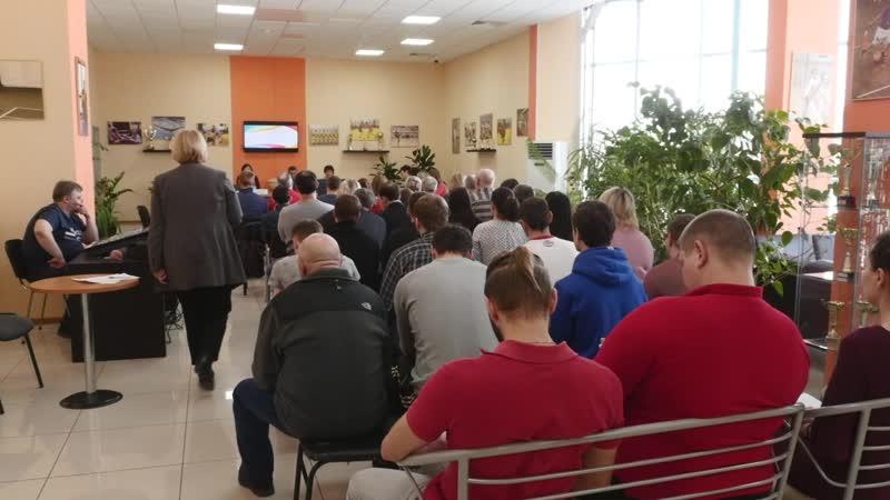 На расширенном совещании обсудили стратегию развития спорта в Талдомском городском округе