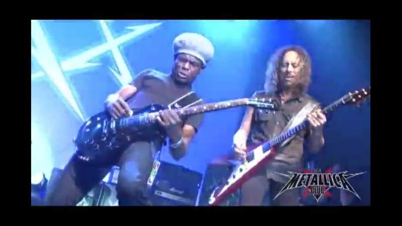 Metallica - Hit the Lights (with Dave Mustaine, Lloyd Grant, Ron McGovney)