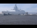 Корабли Балтийского флота в Кронштадте