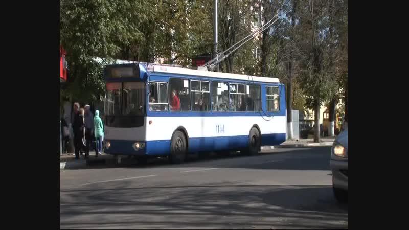 Тотальные проверки транспорта в Орле после ДТП с троллейбусом а будет ли толк