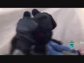 В Старом Осколе задержаны подозреваемые в сбыте наркотиков