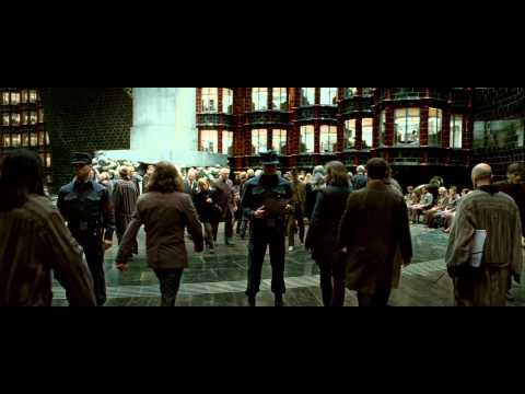 Harry Potter and the Deathly Hallows Main Trailer